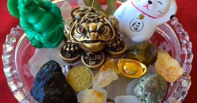 Feng SHui Symbols of Prosperity