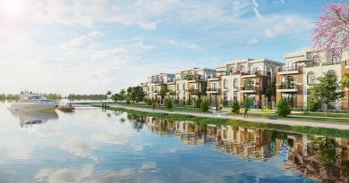Townhouses and villas at satellite eco-cities satisfy investors.