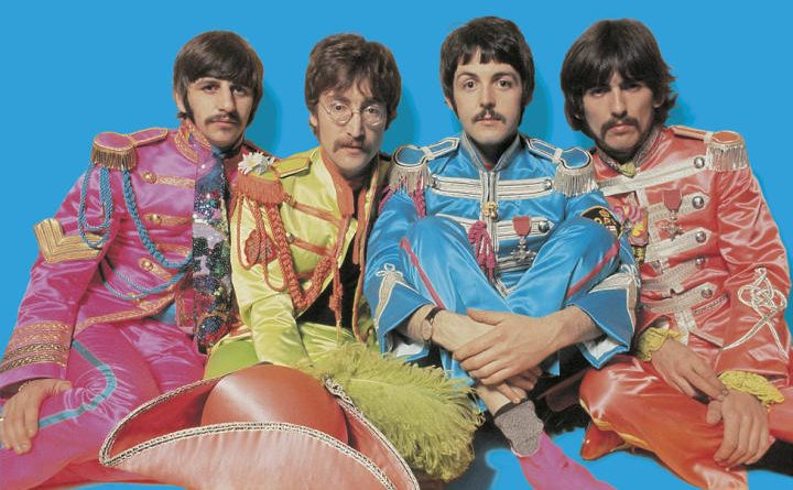 Fashion trends introduced by the members of famous brands The Beatles